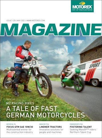 MOTOREX Magazine 2021 120 EN