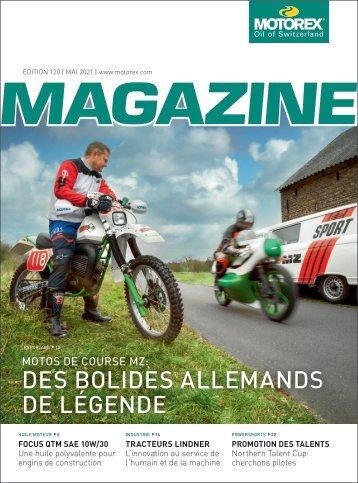 MOTOREX Magazine 2021 120 FR