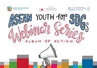 ASEAN Youth for the SDGs - Album of Action