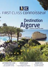 Leseprobe First Class Connoisseur 05|2021