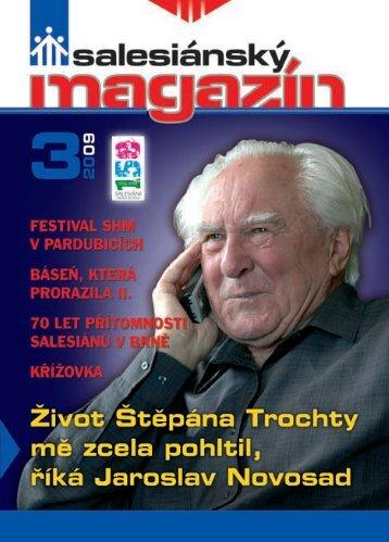 Salesiánský magazín č. 3/2009 - Salesiáni Dona Boska