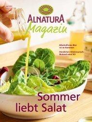 Alnatura Magazin Juni 2021
