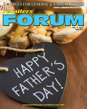 Retailers Forum Magazine June 2021 EMAG