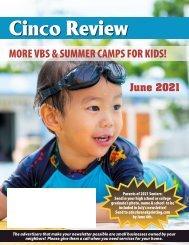 Cinco Ranch 2 June 2021