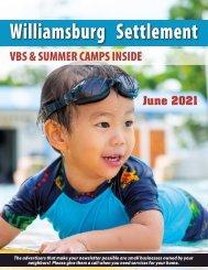 Williamsburg Settlement June 2021