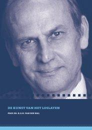 de kunst van het loslaten - RePub - Erasmus Universiteit Rotterdam