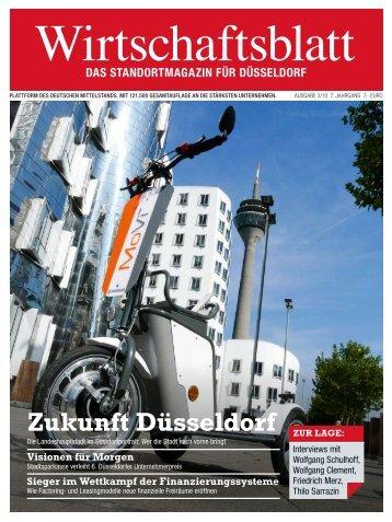 Zukunft Düsseldorf
