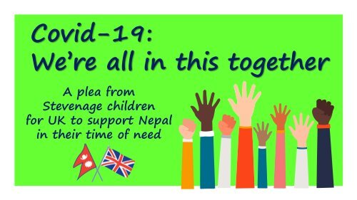 Support for Nepal