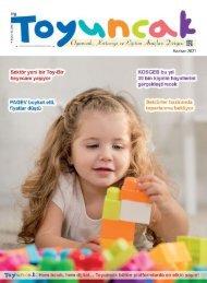 Toyuncak Dergisi Haziran 2021