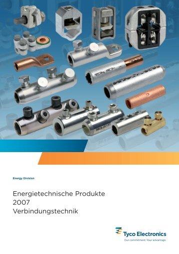 Energietechnische Produkte 2007 Verbindungstechnik