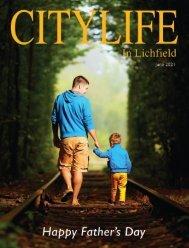 Citylife in Lichfield June 2021