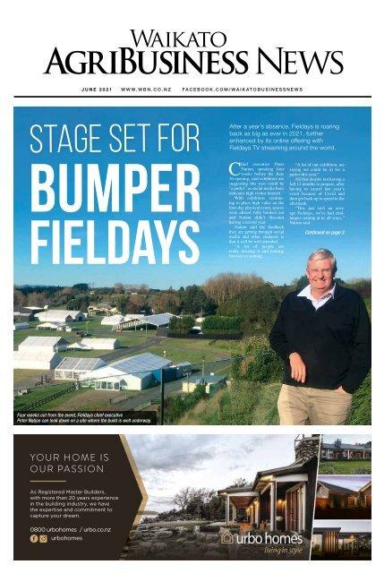 Waikato AgriBusiness News June 2021