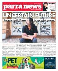 Parra News June 1 2021