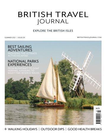 British Travel Journal | Summer 2021