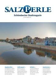 SALZPERLE - Stadtmagazin Schönebeck (Elbe) - Ausgabe 06-07/2021