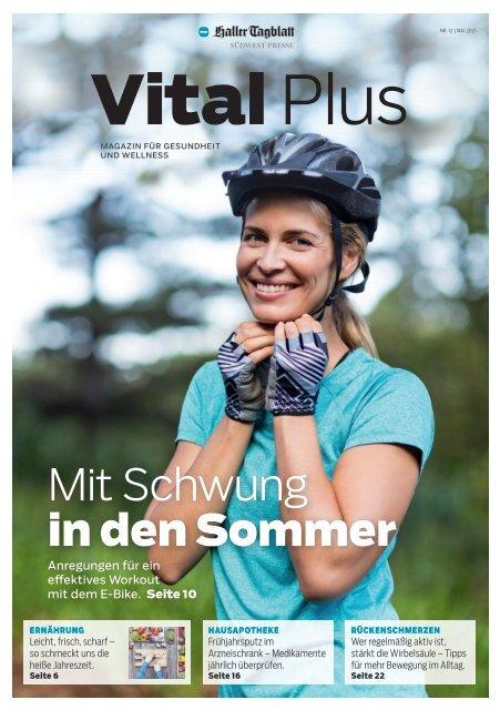 Vital Plus 06/21 Haller Tagblatt