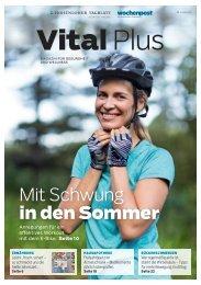 Vital Plus 06/21 Hohenloher Tagblatt