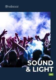 Velleman - Sound & Light 2021 - EN