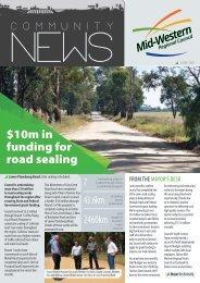 Community News bulletin June 2021