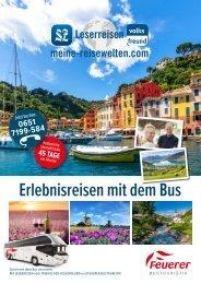 SZ-/TV-Leserreisen mit Bustouristik Feuerer |  KW 22