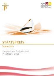 STAATSPREIS - TMG