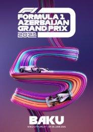 Formula 1 Azerbaijan Grand Prix 2021 Media Kit