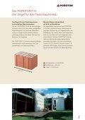 POROTON-T 8 POROTON-T 9 - Bauzentrum Schierholz - Seite 7
