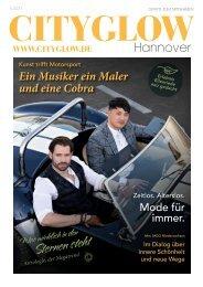 CityGlow Hannover Juni 2021