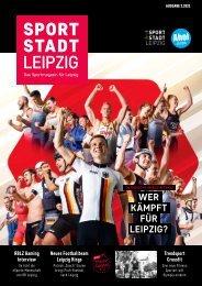 Sport Stadt Leipzig, Juni 2021