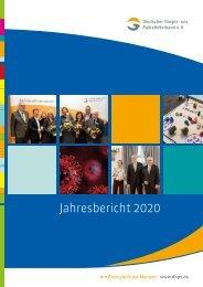 DHPV Jahresbericht 2020