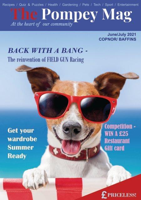 Pompey Mag June July