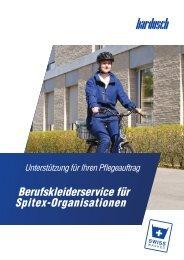 bardusch Berufskleiderservice für  Spitex-Organisationen