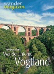 Vogtland - Wandermagazin 211