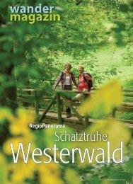Westerwald – Wandermagazin 211