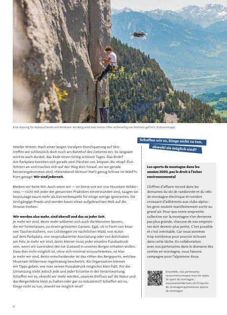 Wildernews 82: Schöne neue Bergwelt