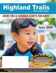 Highland Trail June 2021