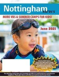 Nottingham June 2021