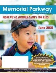 Memorial Parkway June 2021