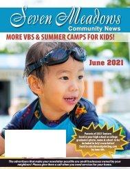Seven Meadows June 2021