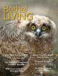 Bethel Living June / July Issue 2021
