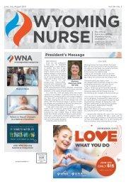 Wyoming Nurse - June 2021