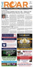 East Lee County News June 2021