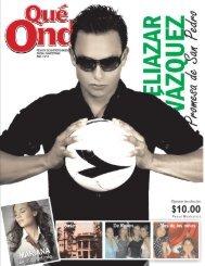Qué Onda! San Pedro, edición 9, año 2006