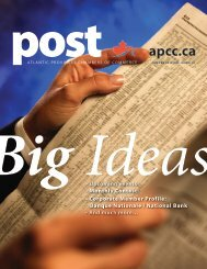 Big Ideas • Upcoming events - Atlantic Provinces Chambers of ...