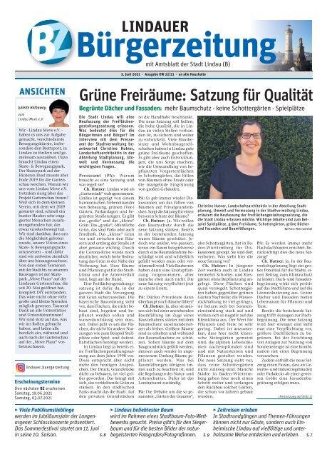 05.06.2021 Lindauer Bürgerzeitung