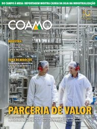 Revista Coamo edição maio de 2021