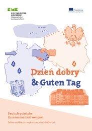 Dzień Dobry und Guten Tag. Deutsch-polnische Zusammenarbeit kompakt.