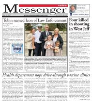 Madison Messenger - May 30th, 2021