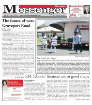 Groveport Messenger - May 30th, 2021