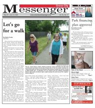 Grove City Messenger - May 30th, 2021